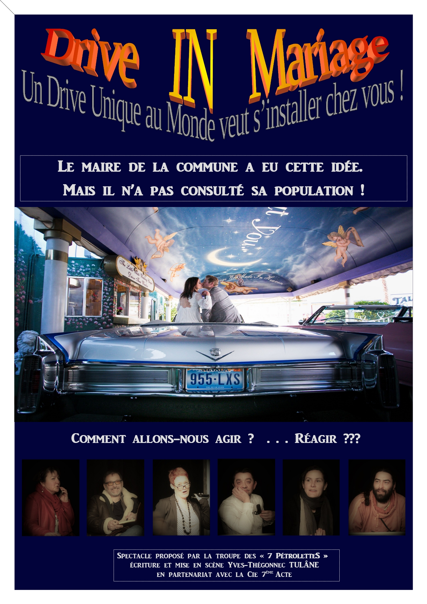 Drive IN Mariage