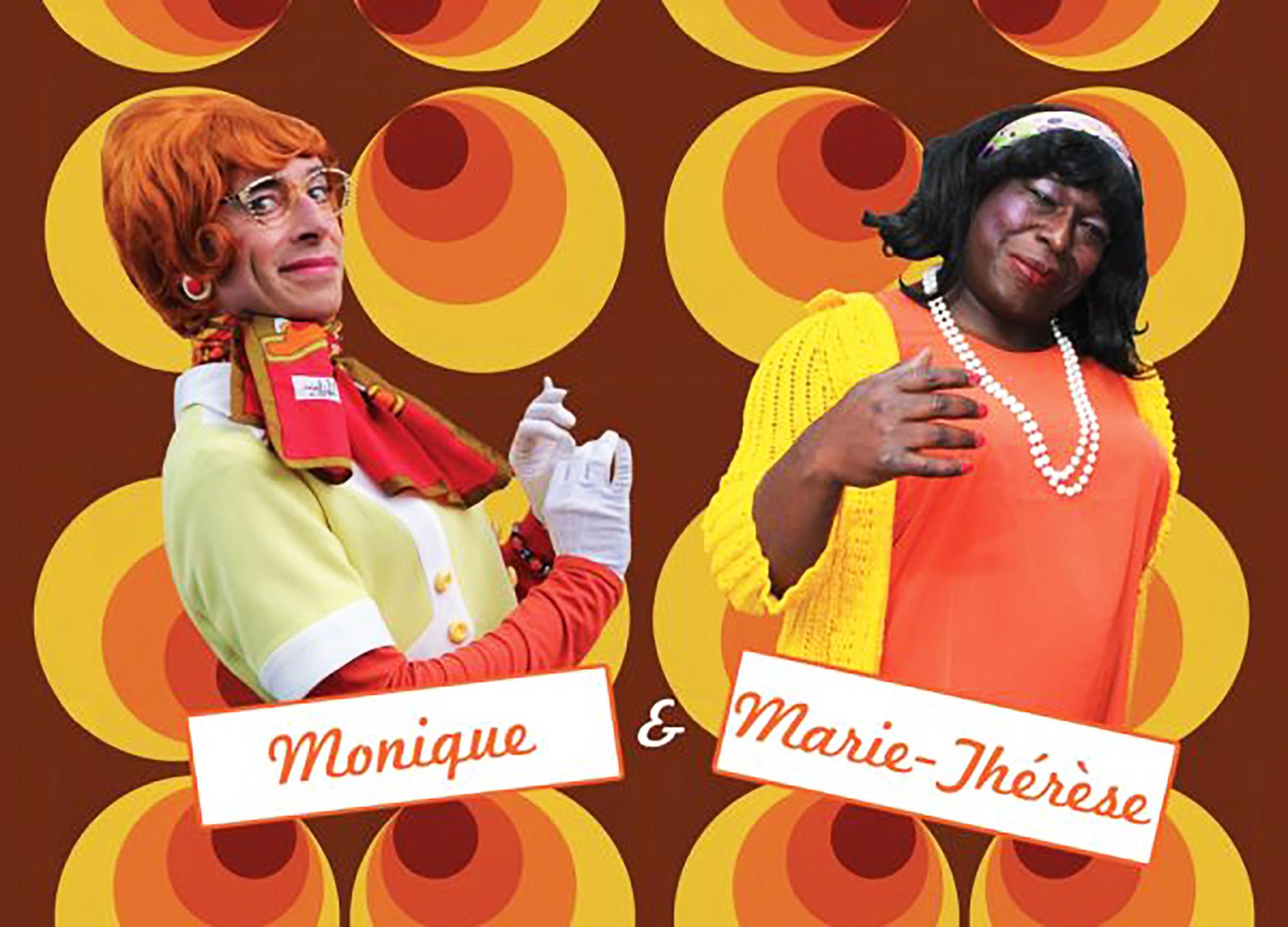 Monique et Marie Thérèse